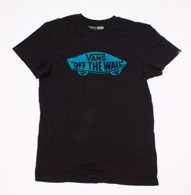Koszulka VANS OFF THE WALL ANIMAL FILL BLK
