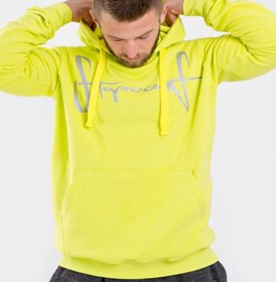 Bluza STOPROCENT BMS TAG16 TOXIC Yellow
