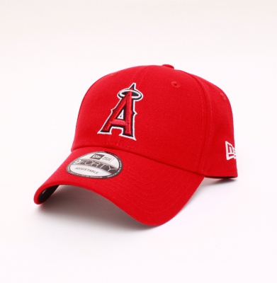Czapka NEW ERA 9FORTY LOS ANGELS LEAGUE RED