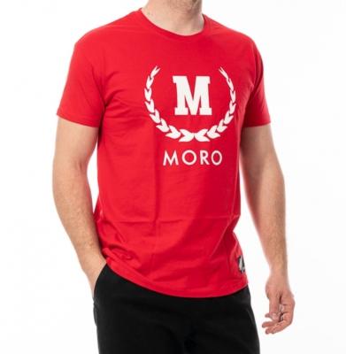 Koszulka MORO New Laurel Czerwona