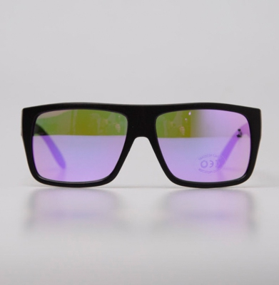 Okulary MASS DNM Sunglasses Icon Mate Black/Purple