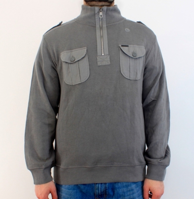Pullover ECKO Szary