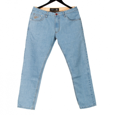 Spodnie ELADE SELVEDGE LIGHT BLUE DENIM