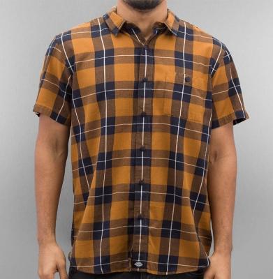 Koszula DICKIES LOCKESBURG Brown