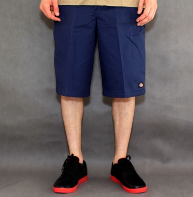 Szorty DICKIES MULTI POCKET Loose Fit Granatowe