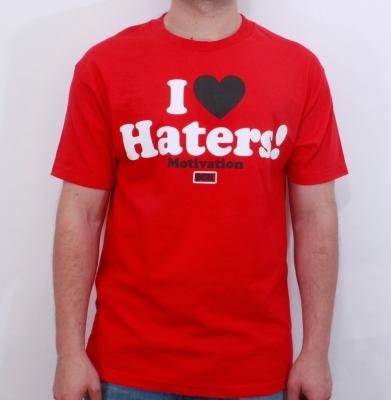 Koszulka DGK I Love Haters