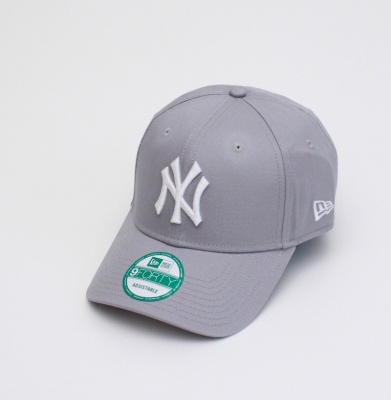Czapka NEW ERA 9FORTY NEW YORK Szara
