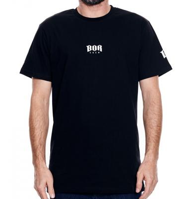 Koszulka BOR NEW SMALL LOGO Czarna