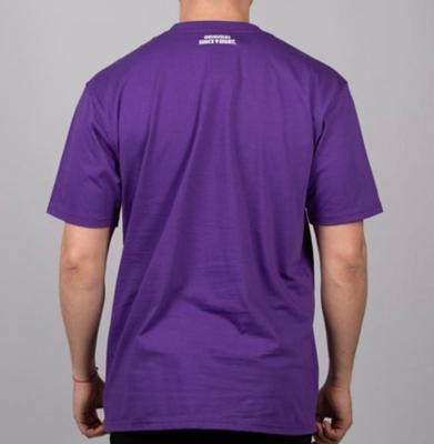 Koszulka MASS DNM Camo Stripe Purple