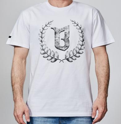 Koszulka BOR LAUR STONE Biała