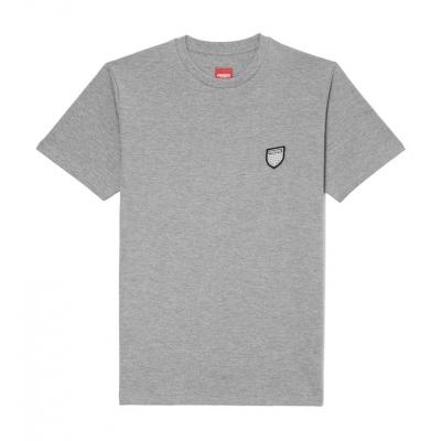 Koszulka PROSTO TS JACQUARD II GREY