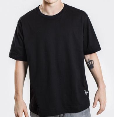Koszulka STOPROCENT TM BASE BAGGY Black