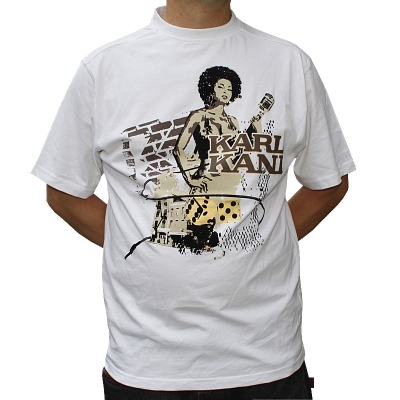 T-shirt KARL KANI #6