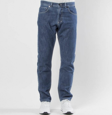 Spodnie MASS DNM BASE Jeans Regular Fit Blue
