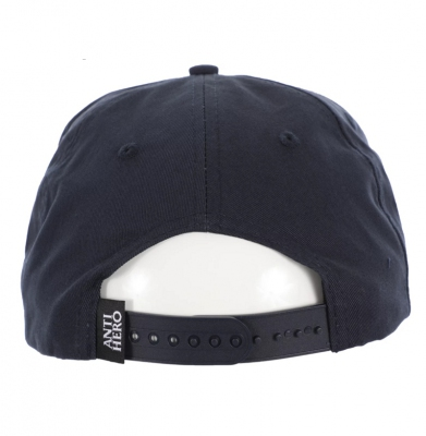 Czapka ANTIHERO Snapback Black Hero Navy/White