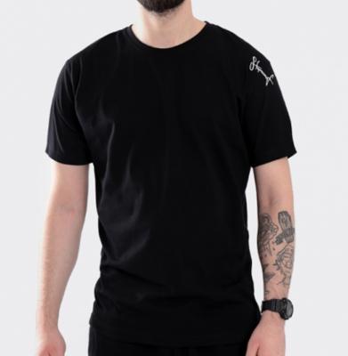 Koszulka STOPROCENT TMS BASE Black