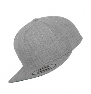 Snapback YUPOONG Grey Heather