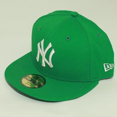 Czapka NY NEW ERA Trimet Zielona
