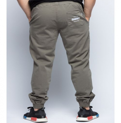 Spodnie DIAMANTE WEAR 'Jogger RM Classic' Oliwkowe