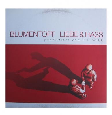 Vinyl Blumentopf  - Liebe & Hass / Lass Laufen