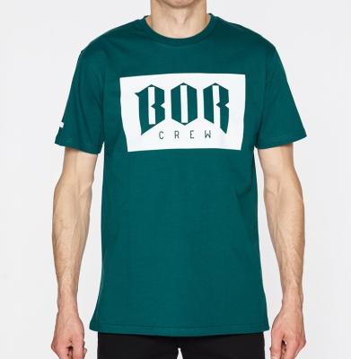 Koszulka BOR BORNEW Zielona