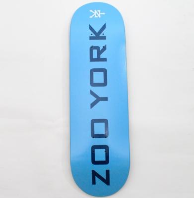 Deska ZOO YORK OG 95 Logo Block Blue 8.0 + Papier Gratis