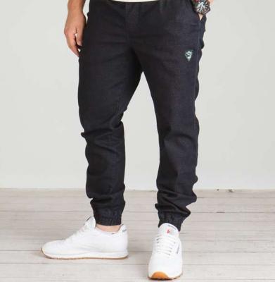 Spodnie GRUBE LOLO Jogger Ciemny Jeans