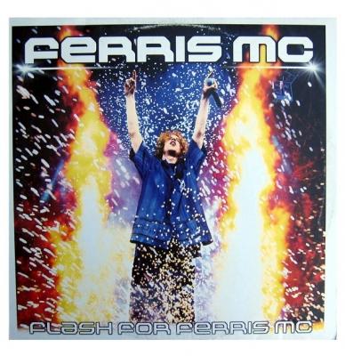 Vinyl Ferris MC  - Flash For Ferris MC