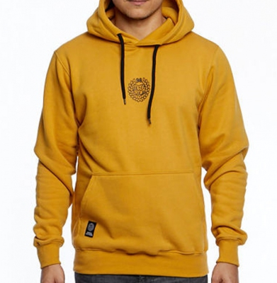Bluza MASS DNM Base Small Logo Wheat