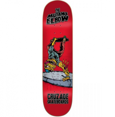 Deska CRUZADE THE MUTANT ELBOW 8.25 + Papier Gratis