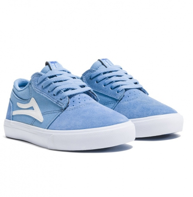 Buty LAKAI Griffin Kids Light Blue Suede