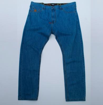 Spodnie MORO Slim Multiparis Jasny Niebieski