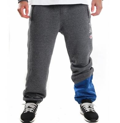 Spodnie Dresowe STOPROCENT UK RUNNER PEPPER/BLUE