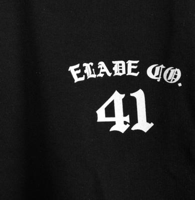 Longsleeve ELADE GHOTIC BLACK