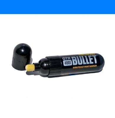 Marker ON THE RUN 4001 Bullet Blue 8mm