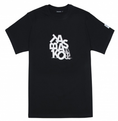 Koszulka TABASKO MESS BLACK