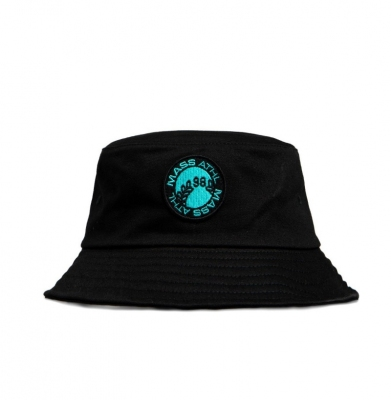 Czapka MASS DNM Worldwide Bucket Hat Black