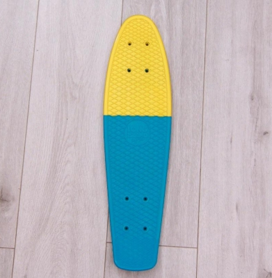 Blat do Fiszki 22' LONG ISLAND Yellow/Blue