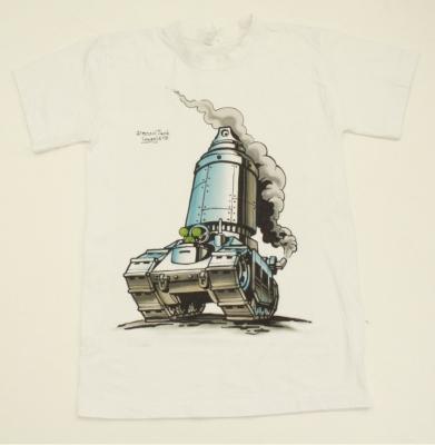 Koszulka SOULFLY INWAZJA Biała