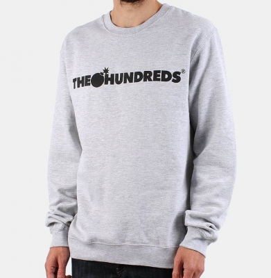 Bluza THE HUNDREDS Forever Bar Athletic Heather