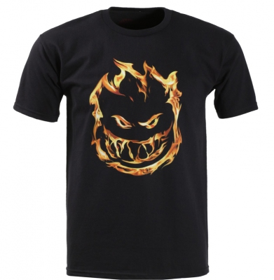 Koszulka SPITFIRE 451 Black