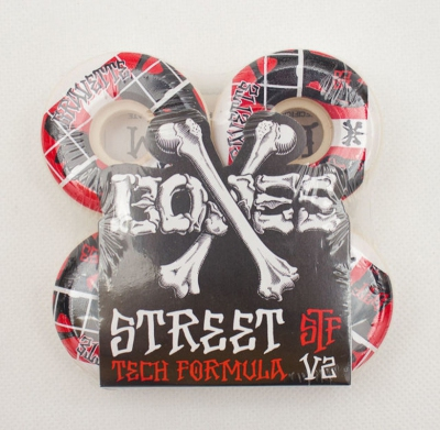 Kółka BONES V2 Gravette Peeps Streettech Formula 53mm