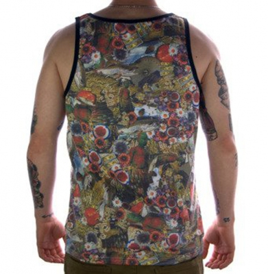 Koszulka VOLCOM Otis Tank White