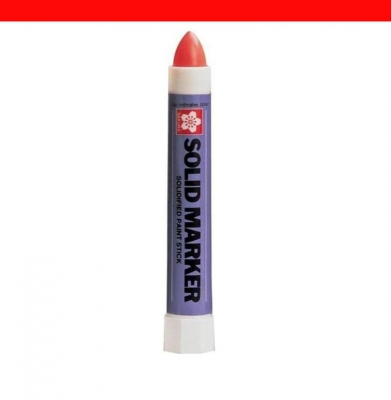 Marker SOLID SAKURA Red 13mm