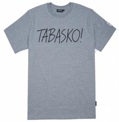 Koszulka TABASKO TAG GREY