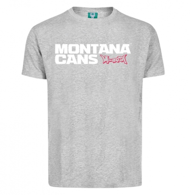 Koszulka MONTANA Logo Grey