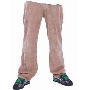 Spodnie Sztruksowe JIGGA #2