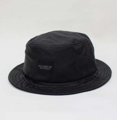 Czapka ROCA WEAR Bucket Black
