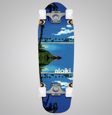 Longboard ALOIKI DREAM 27.5