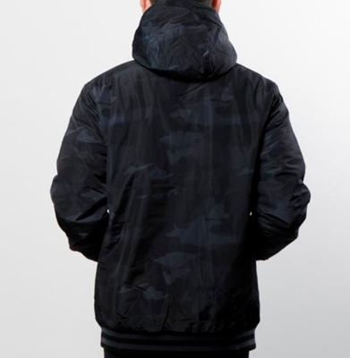Kurtka MASS DNM DISTRICT '17 Black Camo